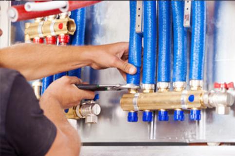 plumbing install pro